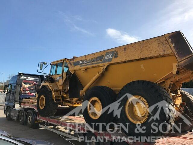 VOLVO Dump Truck SOLD to Essex within 24 hours!
