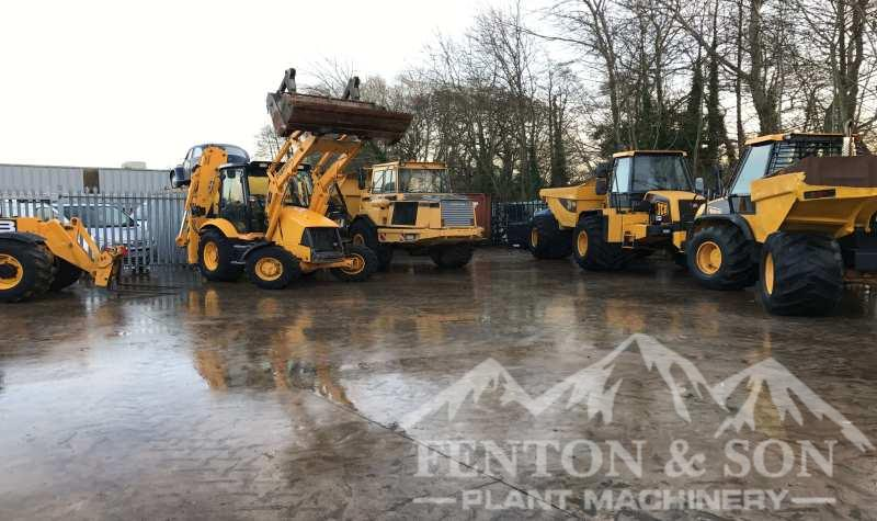 Plant Sales at Fenton Plant Machinery