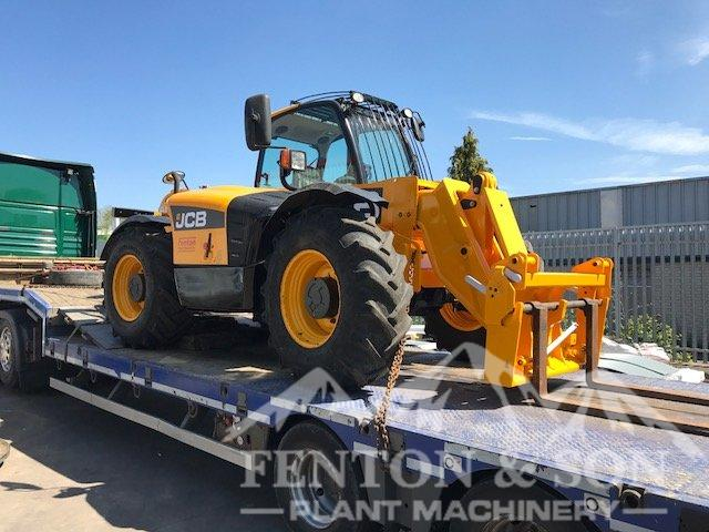 JCB Telehandler Sold to Doncaster