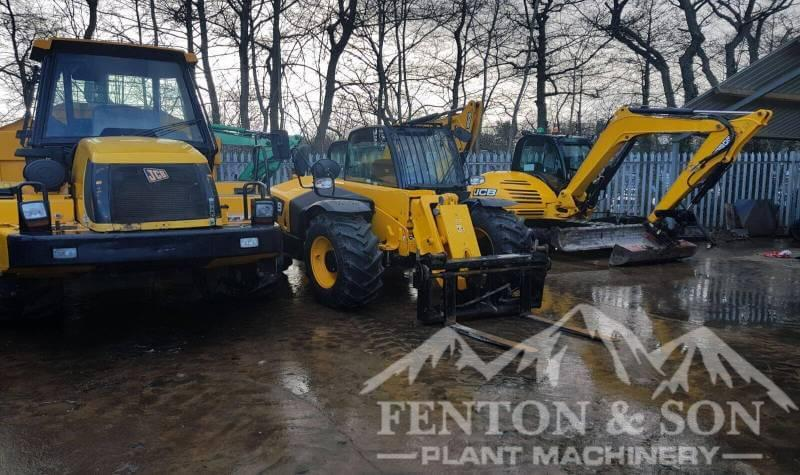 Top quality used machinery sales at FPM.
