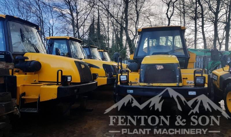 Check out the range of dumptrucks at FPM
