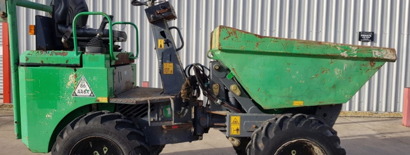 used dumpers for sale